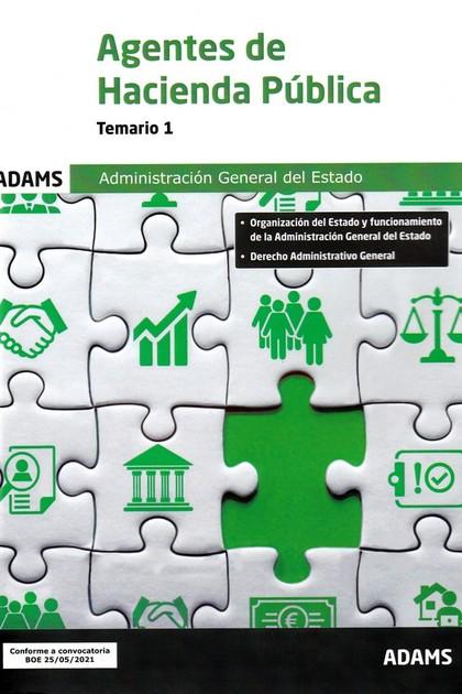 TEMARIO 1 AGENTES DE HACIENDA PÚBLICA.