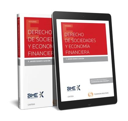 DERECHO DE SOCIEDADES Y ECONOMÍA FINANCIERA (PAPEL + E-BOOK).