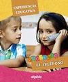 PROYECTO EL TELÉFONO, EDUCACIÓN INFANTIL, 3-5 AÑOS. PROPUESTA DIDÁCTICA DEL PROFESOR
