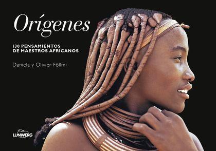 ORÍGENES MINI. 130 PENSAMIENTOS DE MAESTROS AFRICANOS