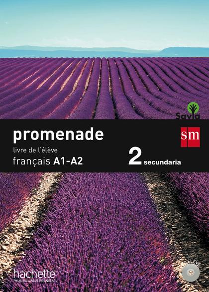 2ESO.PROMENADE FRANÇAIS A1-A2 15.