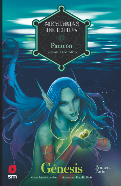 MEMORIAS DE IDHUN PANTEON GENESIS 1