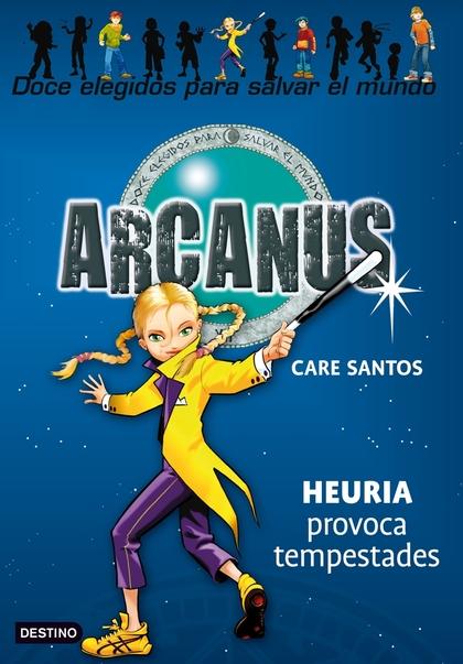 ARCANUS. HEURIA PROVOCA TEMPESTADES VOL.5