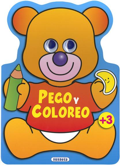 PEGO Y COLOREO ANIMALES 2.