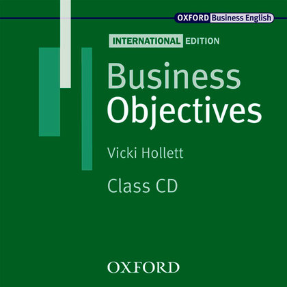 BUSINESS OBJETIVES INT ED CLAS AUDIO CD