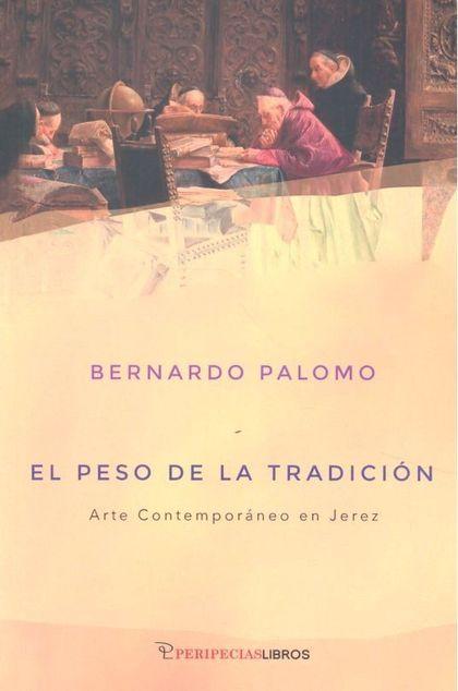 PESO DE LA TRAICION ARTE COMTEMPORANEO EN JEREZ