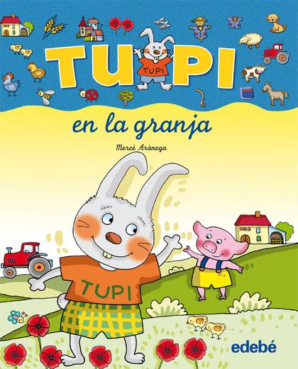 TUPI EN LA GRANJA (LETRA MANUSCRITA)