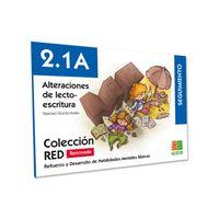 ALTERACIONES LECTOESCRITURA 2.1 A NS
