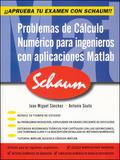 PROBLEMAS DE CÁLCULO NUMÉRICO PARA INGENIEROS CON APLICACIONES MATLAB