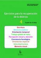 EJERCICIOS PARA LA RECUPERACIÓN DE LA DISLEXIA-4. A PARTIR DE 12 AÑOS