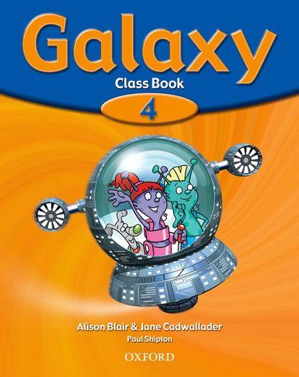 GALAXY 4ºEP CLASS BOOK