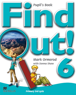 FIND OUT 6º EP LIBRO