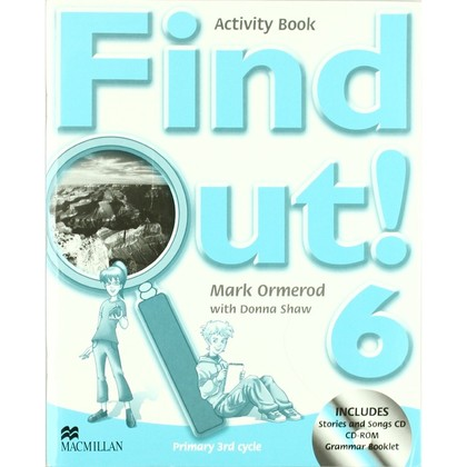 FIND OUT 6 º WORKBOOK