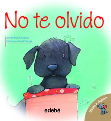 NO TE OLVIDO
