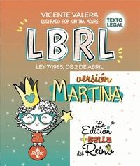 LBRL VERSIÓN MARTINA.