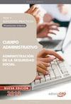 CUERPO ADMINISTRATIVO DE LA ADMINISTRACIÓN DE LA SEGURIDAD SOCIAL (PROMOCIÓN INT. TEST Y SUPUES