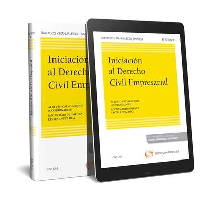 INICIACIÓN AL DERECHO CIVIL EMPRESARIAL