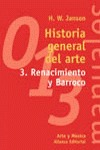 Historia general del arte. 3. Renacimiento y Barroco