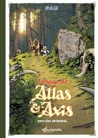 LA SAGA DE ATLAS & AXIS.. EDICIÓN INTEGRAL.
