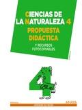 CIENCIAS DE LA NATURALEZA 4. PROPUESTA DIDÁCTICA..