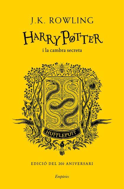 HARRY POTTER I LA CAMBRA SECRETA (HUFFLEPUFF)