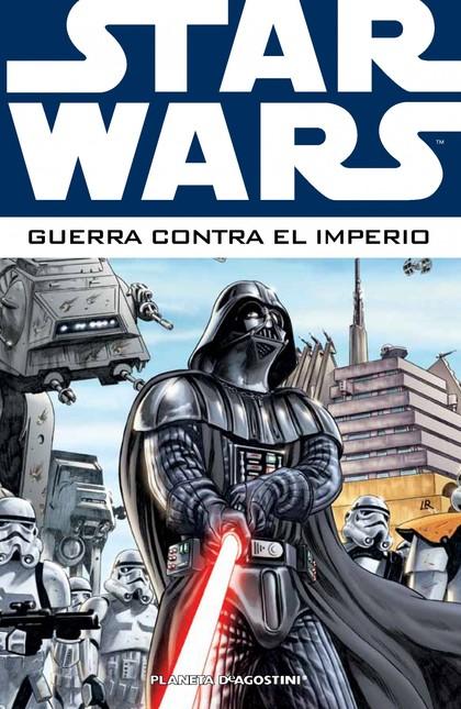 S.W. EN GUERRA CONTRA EL IMPERIO Nº02.