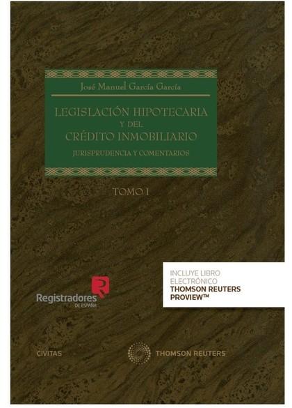 LEGISLACION HIPOTECARIA Y DEL CREDITO INMOBILIARIO TOMO 1 2.