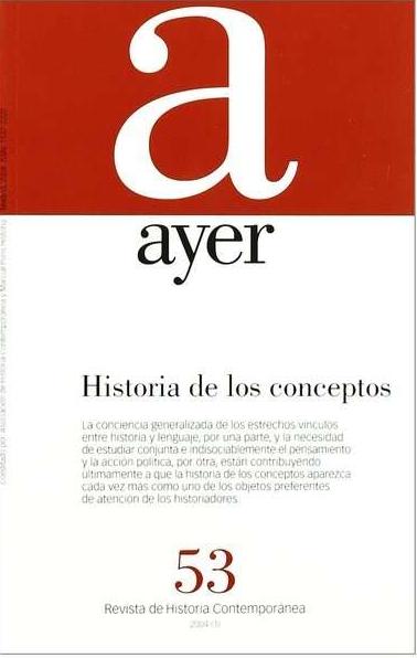 HISTORIA DE LOS CONCEPTOS