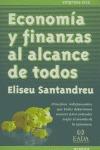 ECONOMIA Y FINANZAS ALCANCE TODOS PRINCIPIOS INDISPENSABLES