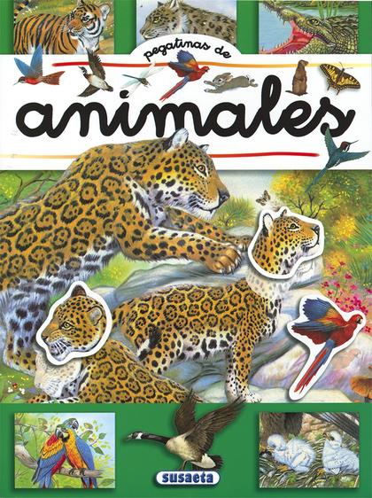 PEGATINAS DE ANIMALES 3.