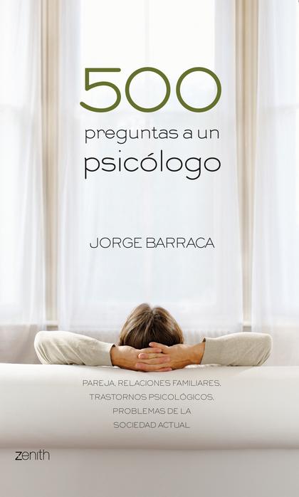 500 PREGUNTAS A UN PSICÓLOGO