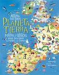 ATLAS PARA NIÑOS PLANETA TIERRA. MAPAS Y VIDEOS PARA DESCUBRIR EL MUNDO Y ESPACIO