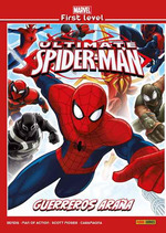 MARVEL FIRST LEVEL 19: ULTIMATE SPIDER-MAN GUERREROS ARAÑA.