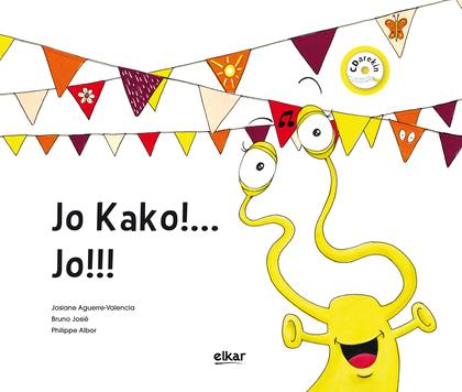 JO KAKO!... JO!!! (+CD)