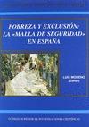 POBREZA Y EXCLUSIÓN: LA ´MALLA DE SEGURIDAD ´ EN ESPAÑA