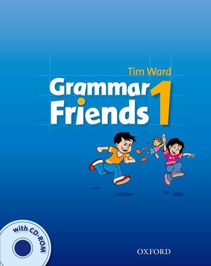 GRAMMAR FRIENDS 1 PK.