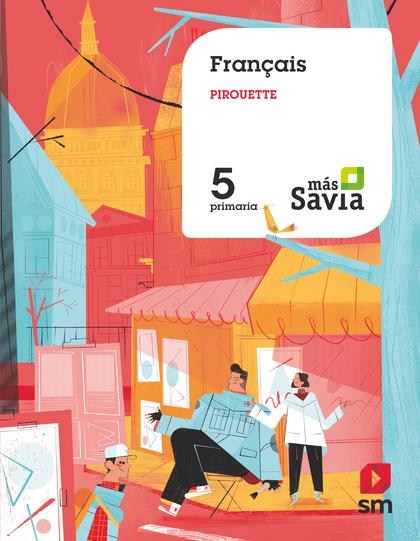 019 5EP FRANCÉS PIROUETTE MÁS SAVIA