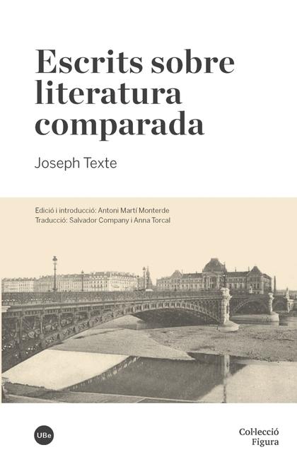 ESCRITS SOBRE LITERATURA COMPARADA