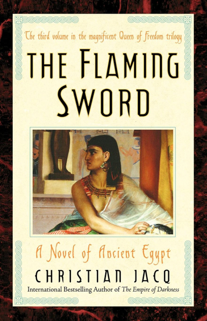 THE FLAMING SWORD