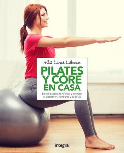 PILATES Y CORE EN CASA.