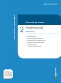 DIA A DIA MATEMATICAS 2-2PRI CAST/EUSK