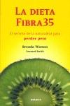 LA DIETA FIBRA 35 : EL SECRETO DE LA NATURALEZA PARA PERDER PESO