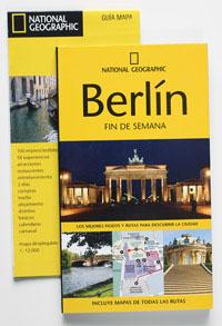 PACK BERLÍN. GUIA ILUSTRADA + GUIA MAPA GRATIS
