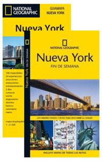 PACK NUEVA YORK. GUIA ILUSTRADA + GUIA MAPA GRATIS