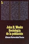 Sociología de la población
