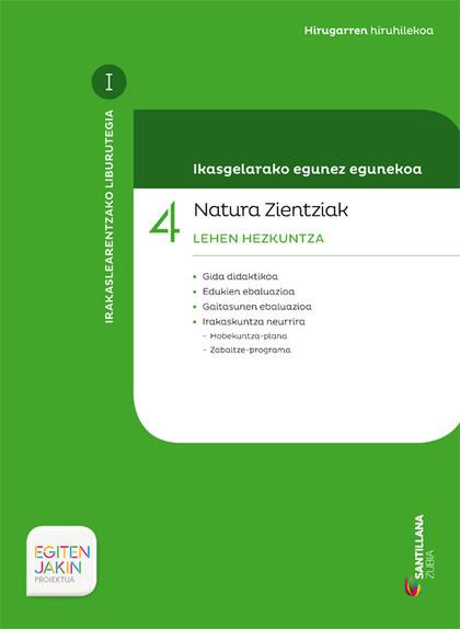 DÍA A DÍA C. NATURALES 4-3 PRM. EUSK.