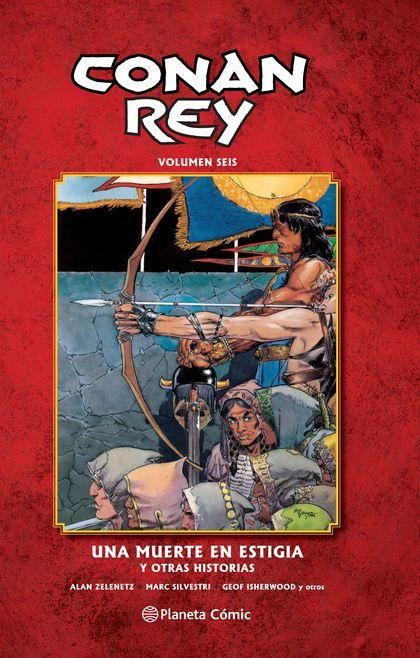 CONAN REY Nº 06