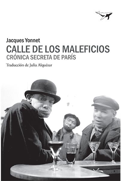 CALLE DE LOS MALEFICIOS                                                         CRÓNICA SECRETA