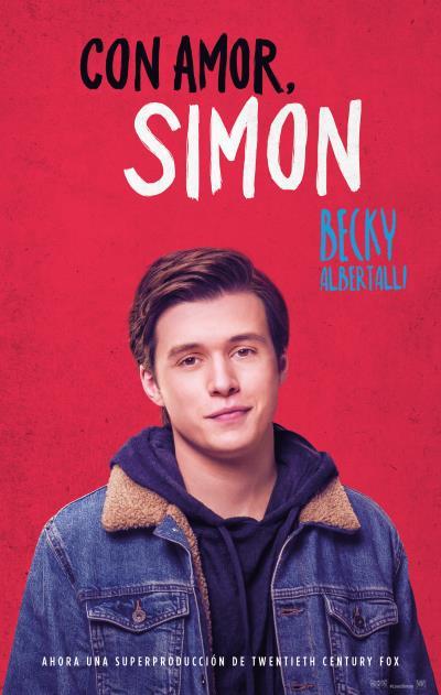 CON AMOR, SIMON.