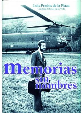 MEMORIAS SIN NOMBRES